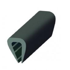 Уплотнитель торцевой П-образный TK-100601