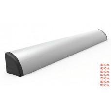 Алюминиевая ручка для шкафов TK-100CT