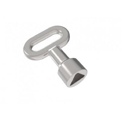 Ключ для замка (маленький) треугольный TK-100313-2