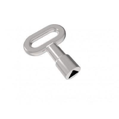 Ключ для замка треугольный TK-100359
